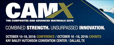 CAMX: Combined Strength. Unsurpassed Innovation.