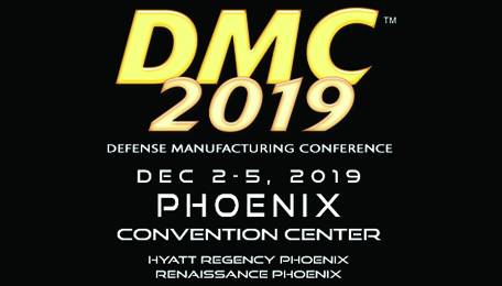 Defense Manufacturing Conference Logo